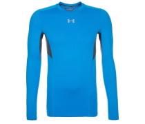 Langarmshirt brilliant blue/reflective