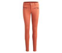 VICOMMIT ZIP Jeans Skinny Fit aragon