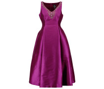 Ballkleid wineberry