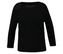 CALLAH Strickpullover black