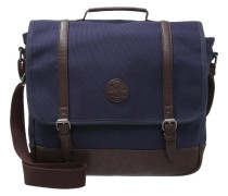Aktentasche navy/dark brown