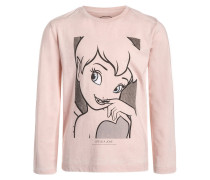 Langarmshirt medium pink