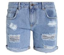 Jeans Shorts - denim blue