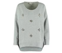 JOSIE Sweatshirt light grey melange
