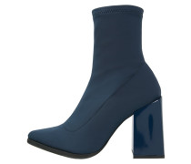 MARLENE High Heel Stiefelette dark blue