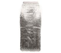 DELILAH Bleistiftrock platinum