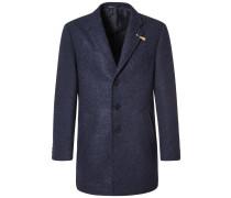 HADLEY Wollmantel / klassischer Mantel dunkelblau