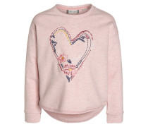 LITTLE FARM Sweatshirt sweet rose melange