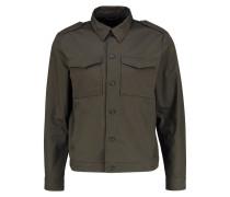 Leichte Jacke dark khaki