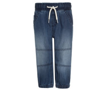 NITABEN - Jeans Relaxed Fit - medium blue denim