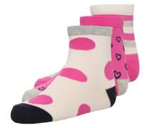 3 PACK Socken puppy love