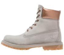 6 INCH PREMIUM Snowboot / Winterstiefel steeple grey/copper metallic/collar