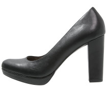 High Heel Pumps black matt