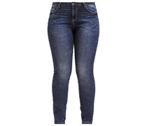 JRFIVE Jeans Slim Fit medium blue denim