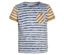 DOWNING - T-Shirt print - kobalt