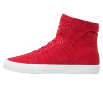 SKYTOP Sneaker high red/white