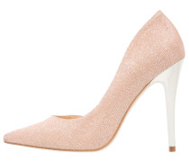 High Heel Pumps camel