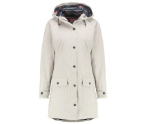 STEIFE BRISE FRIESE Parka feather gray