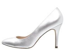 High Heel Pumps silver