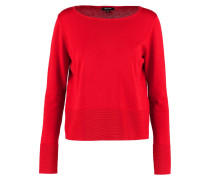 Strickpullover red passion