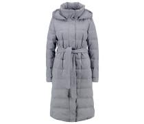OLUNIA Daunenmantel grey