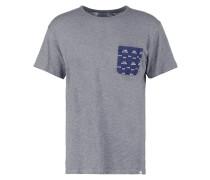 BIARRITZ TShirt print heather grey