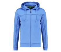 SAGGY MODERN FIT - Strickjacke - medium blue