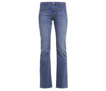 LAS VEGAS Flared Jeans light denim