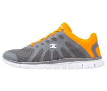 ALPHA - Laufschuh Neutral - grey/orange