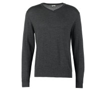 Strickpullover charcoal grey