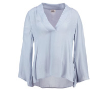 GRACE - Bluse - greyish mint