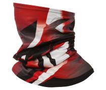 Schal red/white