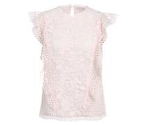 T-Shirt print - baby pink