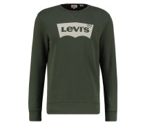 GRAPHIC CREW B Sweatshirt olive