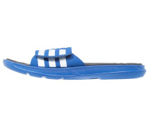 IZAMO - Badesandale - blue/white/black