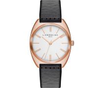 VEGETABLE - Uhr - grau/weiß/rosé