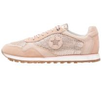 Sneaker low rosegold