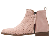 WINTON - Ankle Boot - tea rose/bossato metal