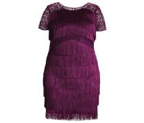 KYLIE - Cocktailkleid / festliches Kleid - deep wine
