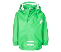 JARON Regenjacke / wasserabweisende Jacke green