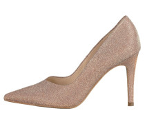 High Heel Pumps - powder