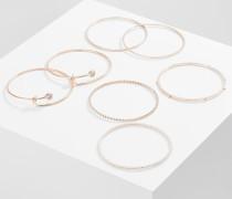 ABERAN 7 PACK - Armband - pink