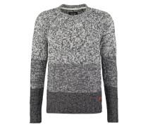 ONSBEN Strickpullover medium grey melange