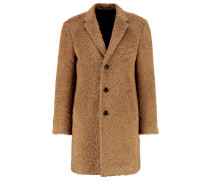 DUNCAN Wollmantel / klassischer Mantel beige