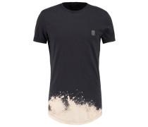 FOG - T-Shirt print - washed black