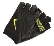 HAVOC - Fingerhandschuh - black/anthracite/volt