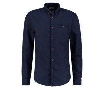 NIGERIA Hemd azul
