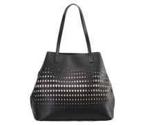 MIXBURY VINE - Shopping Bag - black