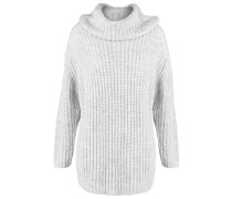 AFIRA Strickpullover crystal grey