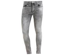 HERO Jeans Skinny Fit veins grey